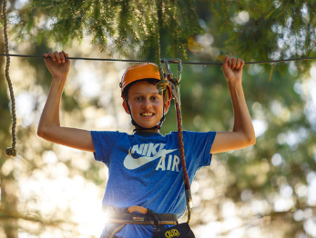 Outdoor Adventure kamp 10-13 jaar Ardennen