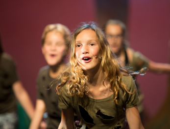 RTL Talent Academy Musical Kamp 10-13 jaar Bergen