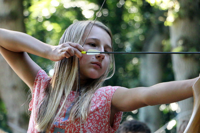 Outdoor Action 7-10 jaar Ommen